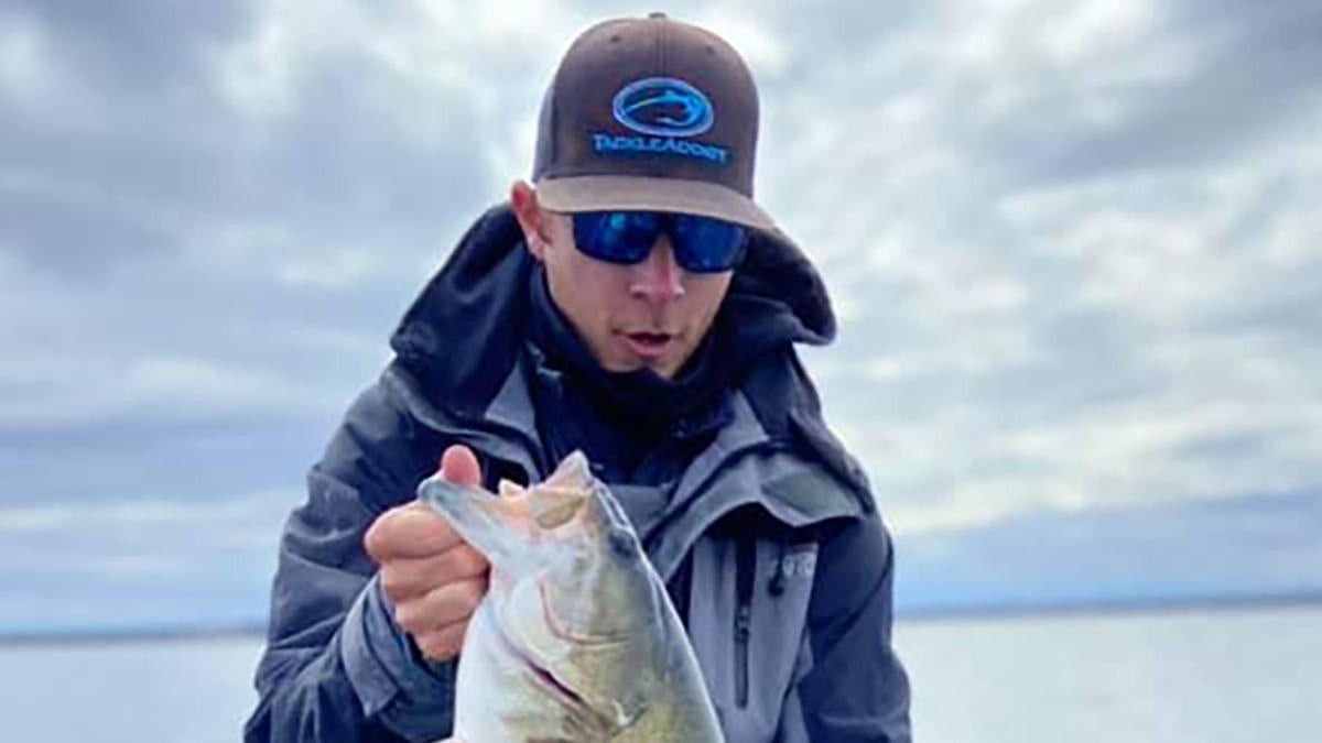 State Record Smallmouth/Largemouth Hybrid Bass Caught, Potential World Record