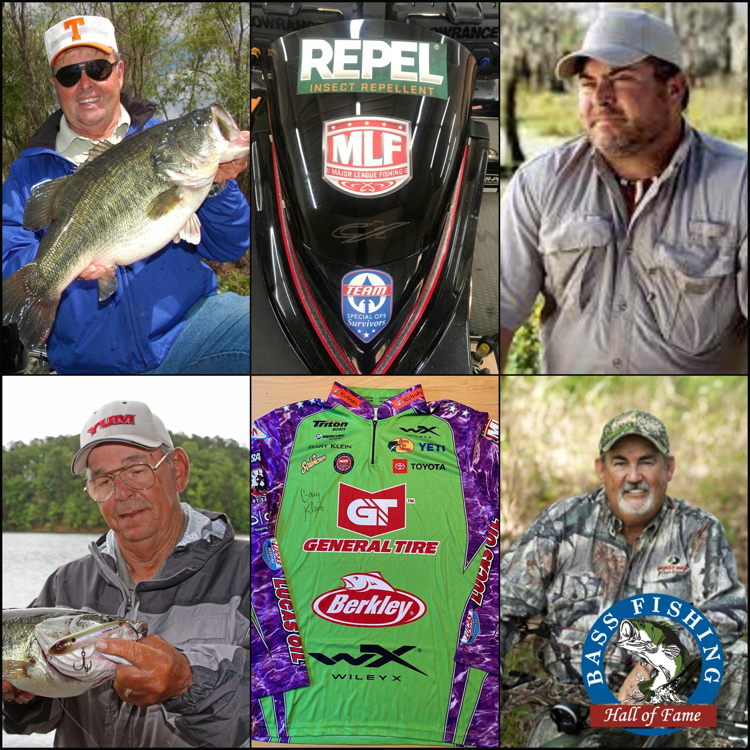 Bass Fishing HOF Opens Online Auction Sep. 24