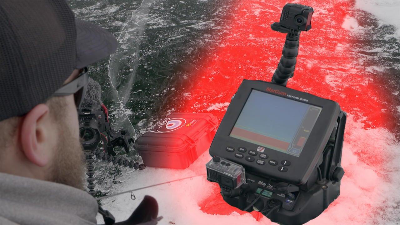 The Ultimate Ice Fishing VLOG Setup