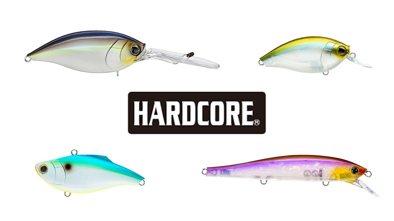Hardcore New Product Giveaway Winners
