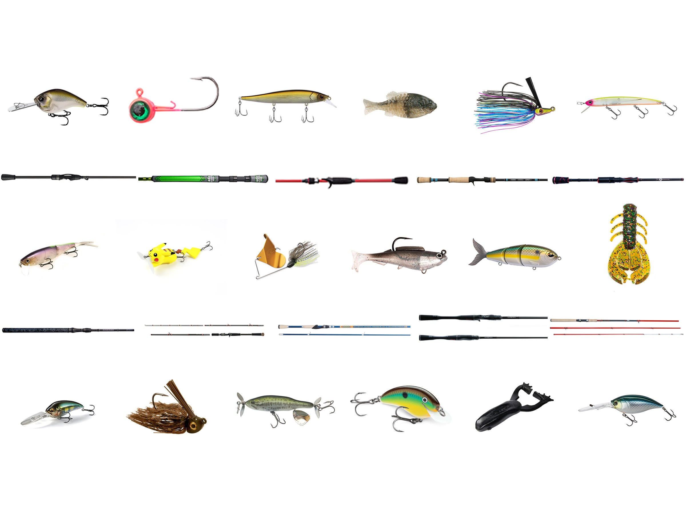 New Fishing Tackle for 2022 | ICAST 2021
