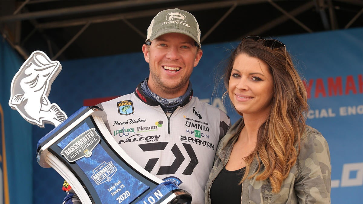 Walters Dominates Lake Fork in Historic Victory