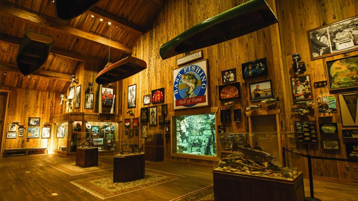 Bass Fishing Hall of Fame Announces 2021 Inductees