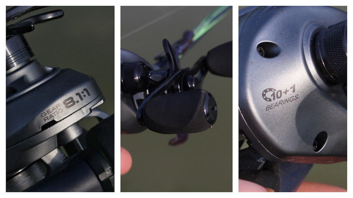 Fitzgerald VLD 10 Casting Reel Review