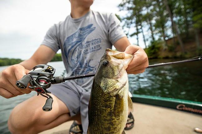 3 Key Late Summer Bass Fishing Presentations