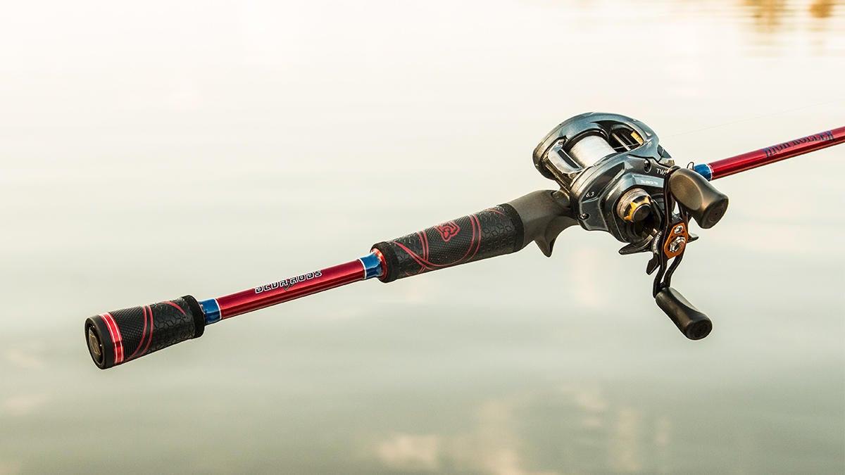 Jenko Fishing DCVR High Roller Casting Rod Review