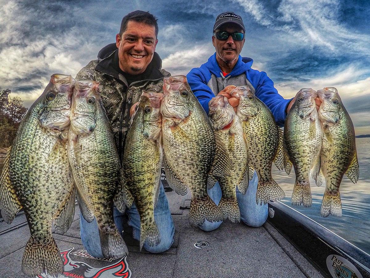 Top 25 Crappie Fishing Destinations in America