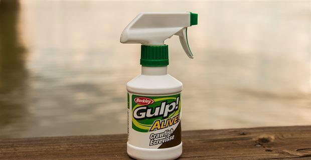 Berkley Gulp Crawdad Spray