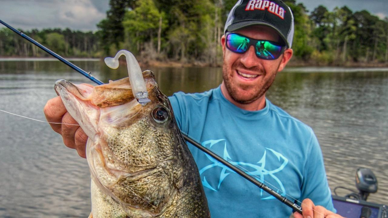 Paddle Tail Swimbaits: How Lighter Line Improves Success