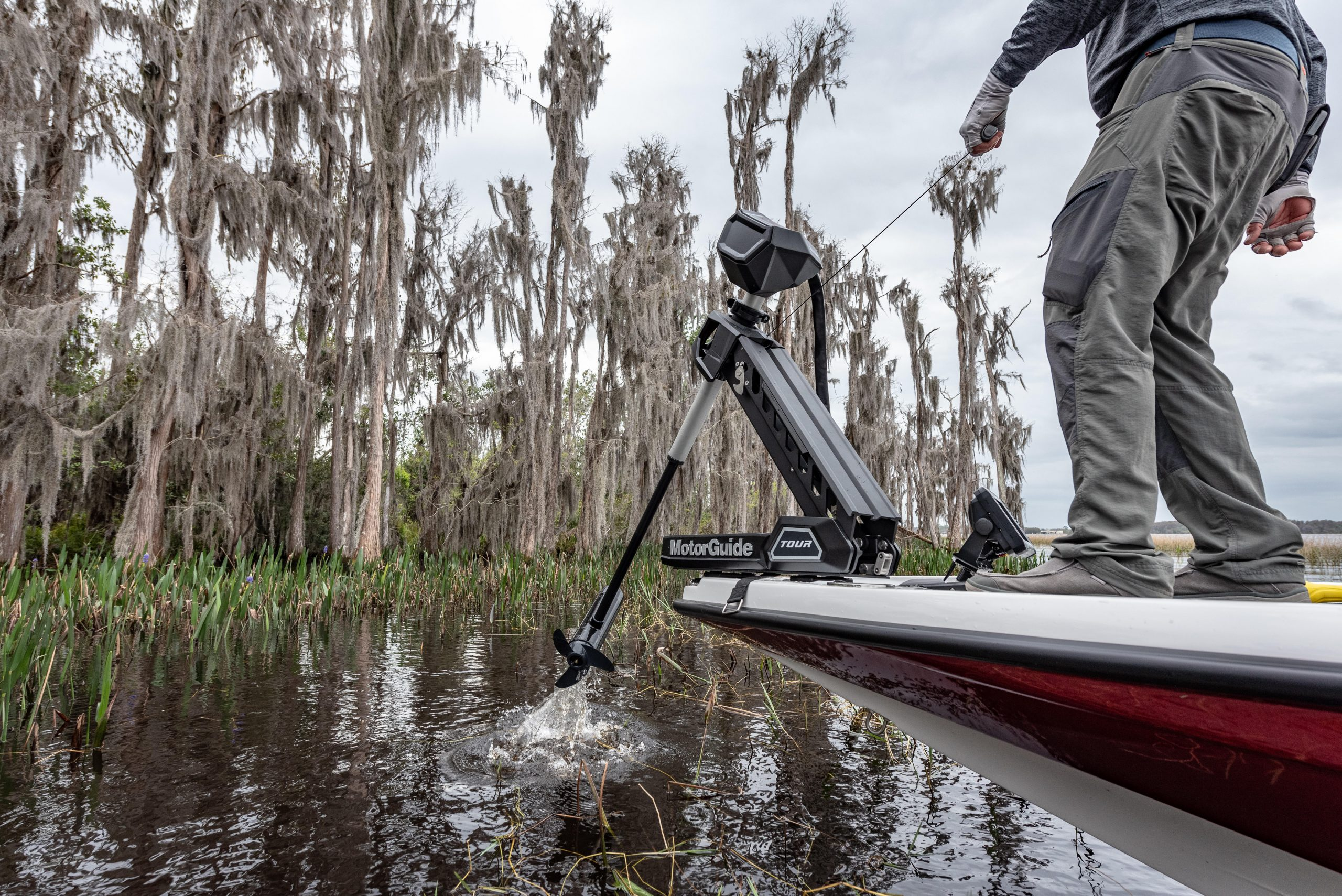 MotorGuide Launches New Tour and Tour Pro Trolling Motors for 2020