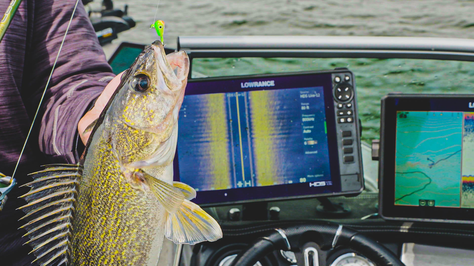 Catch More Walleyes With a Bass Fishing Approach