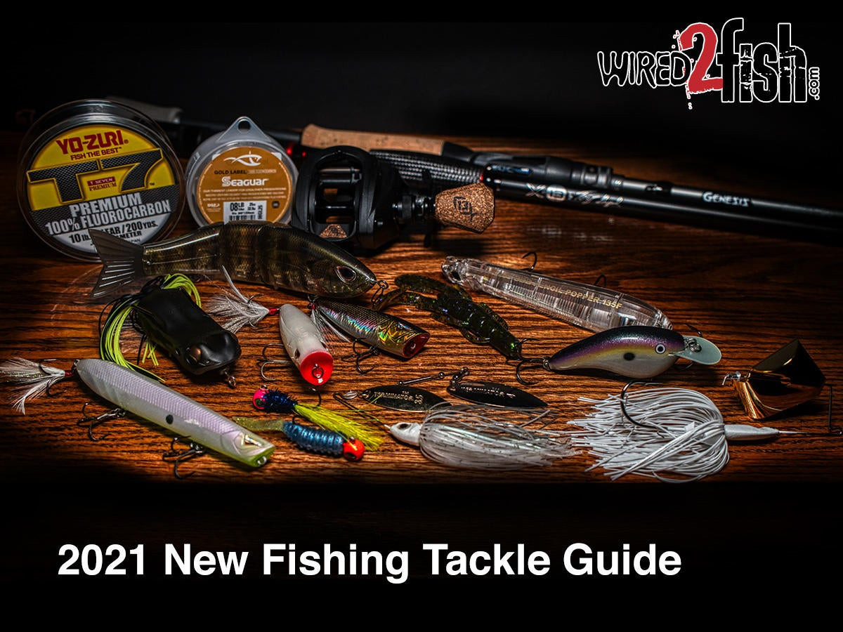 New Fishing Gear for 2021