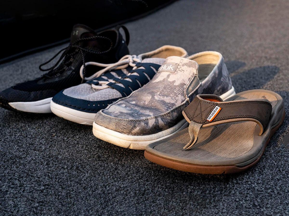 Summer 2021 Fishing Footwear Review