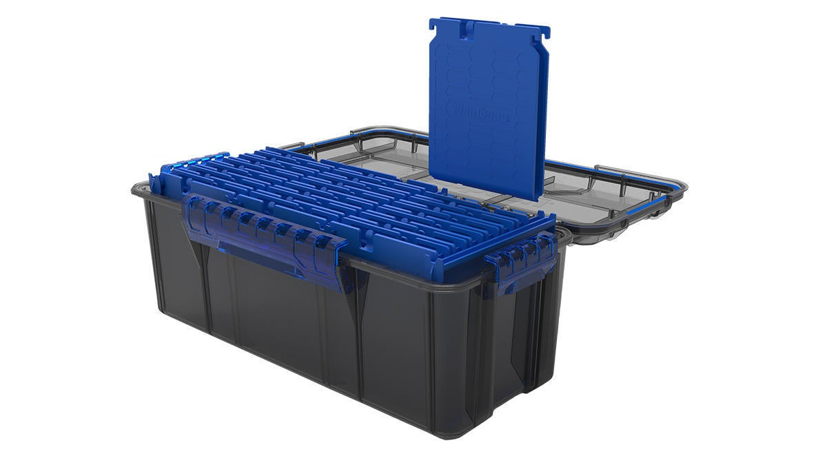 Flambeau Introduces Ingenious New Tackle Storage System