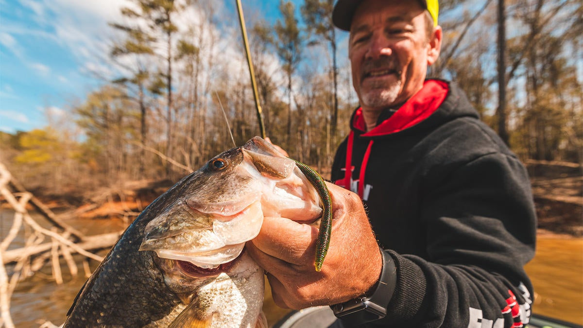 What Makes Z-Man's ElaZtech Bass Fishing Baits Special