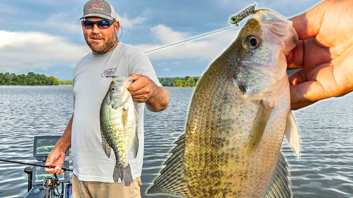 How to Catch Hot Summer Crappie Everytime