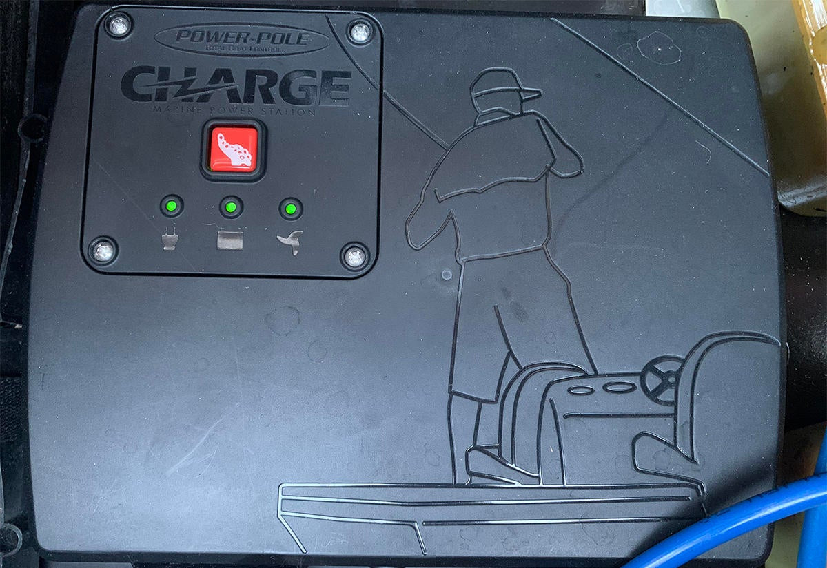 Power-Pole CHARGE Marine Power Management Station Review