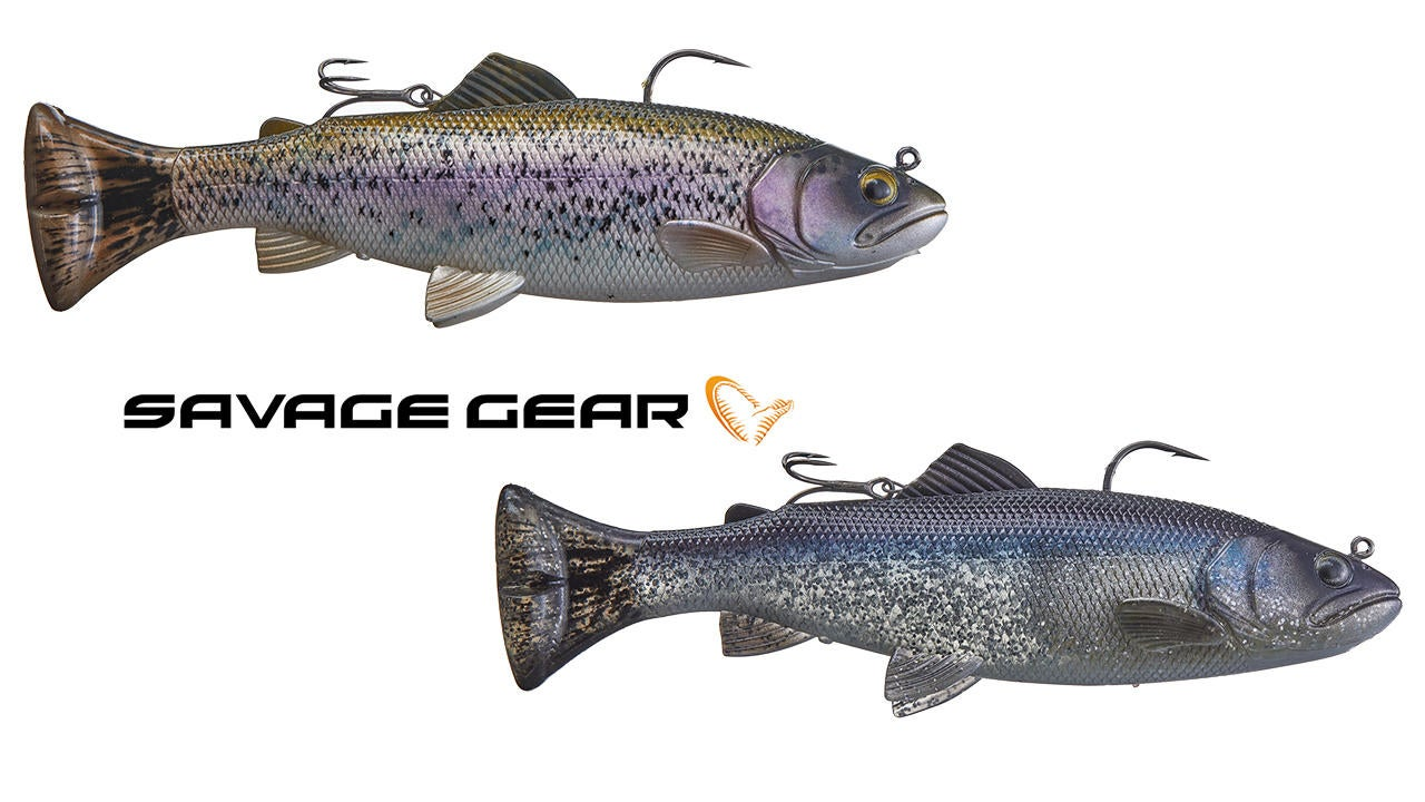 Savage Gear RTF Trout Swimbait Giveaway Winners