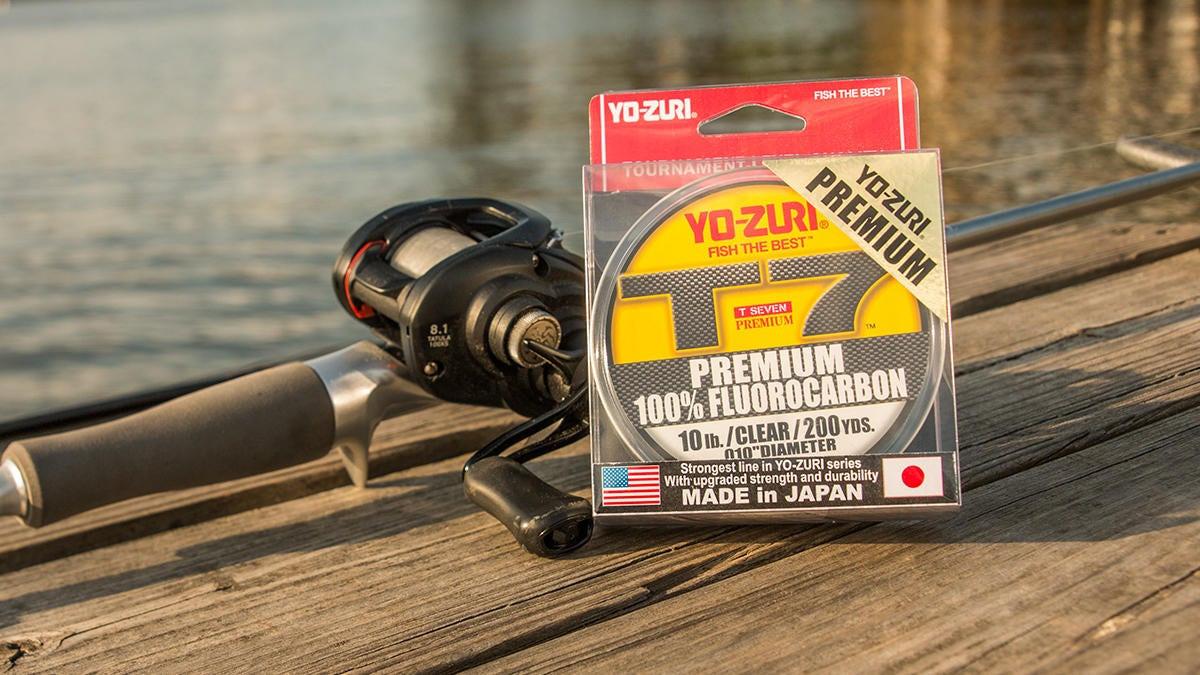 Yo-Zuri T-7 Premium Fluorocarbon Line Review
