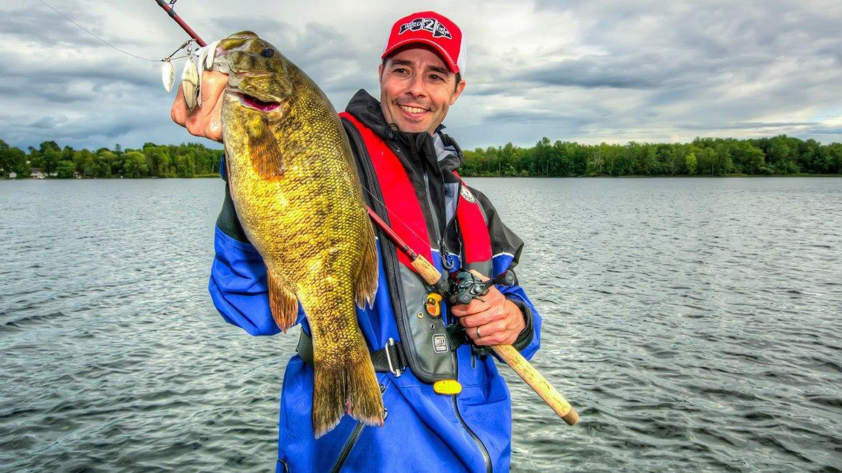 How to Fish for Salad Smallmouths