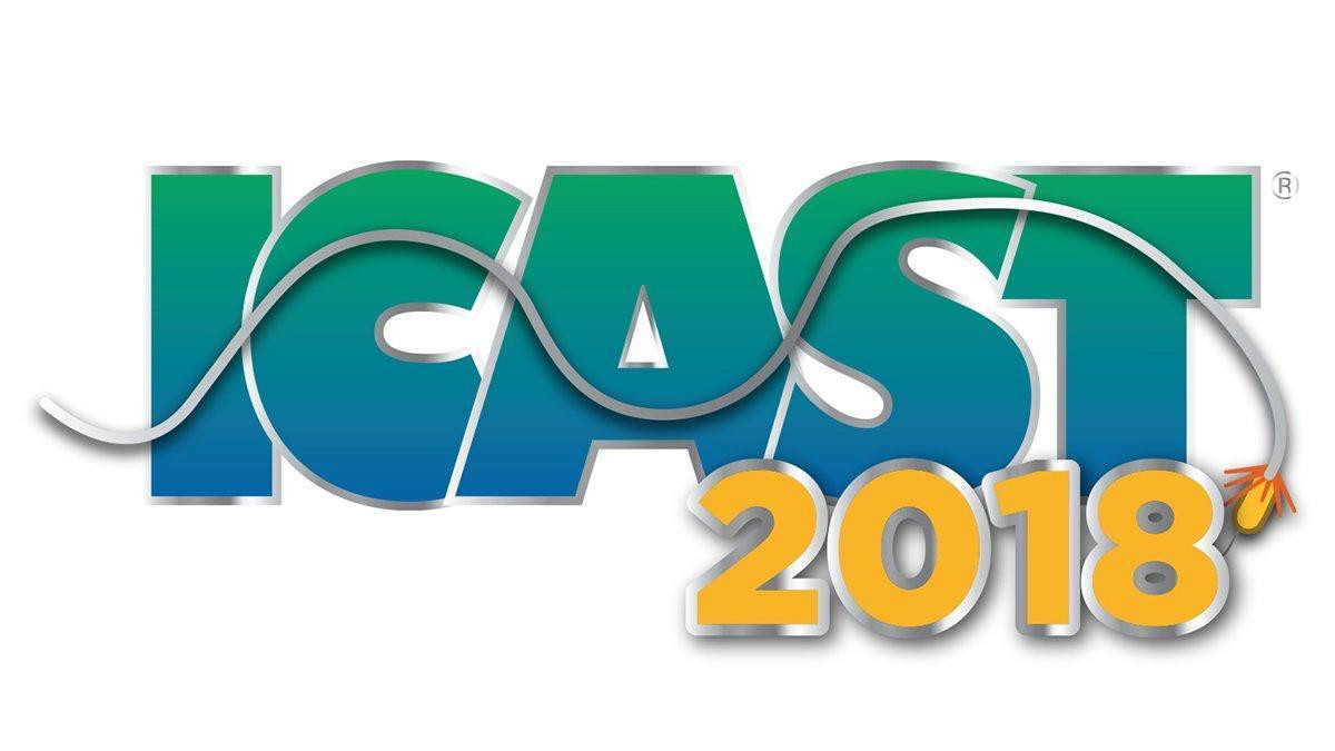 ICAST 2018 | New Fishing Tackle Photo Gallery