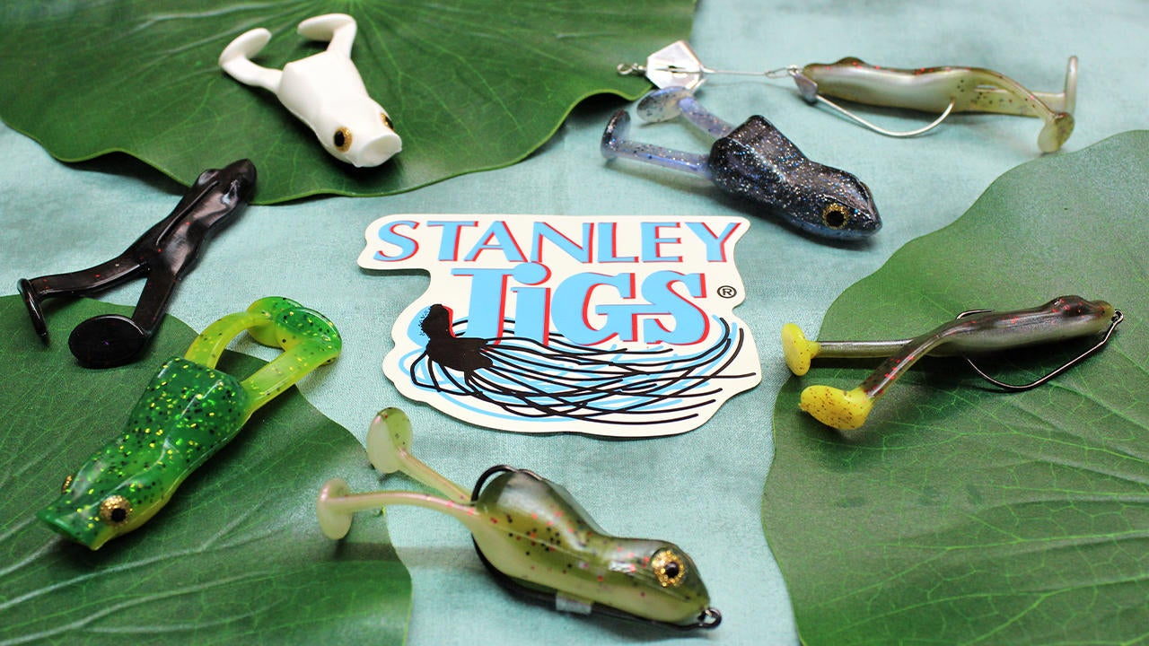 Stanley Jigs and Hale Lure Company Giveaway Winners