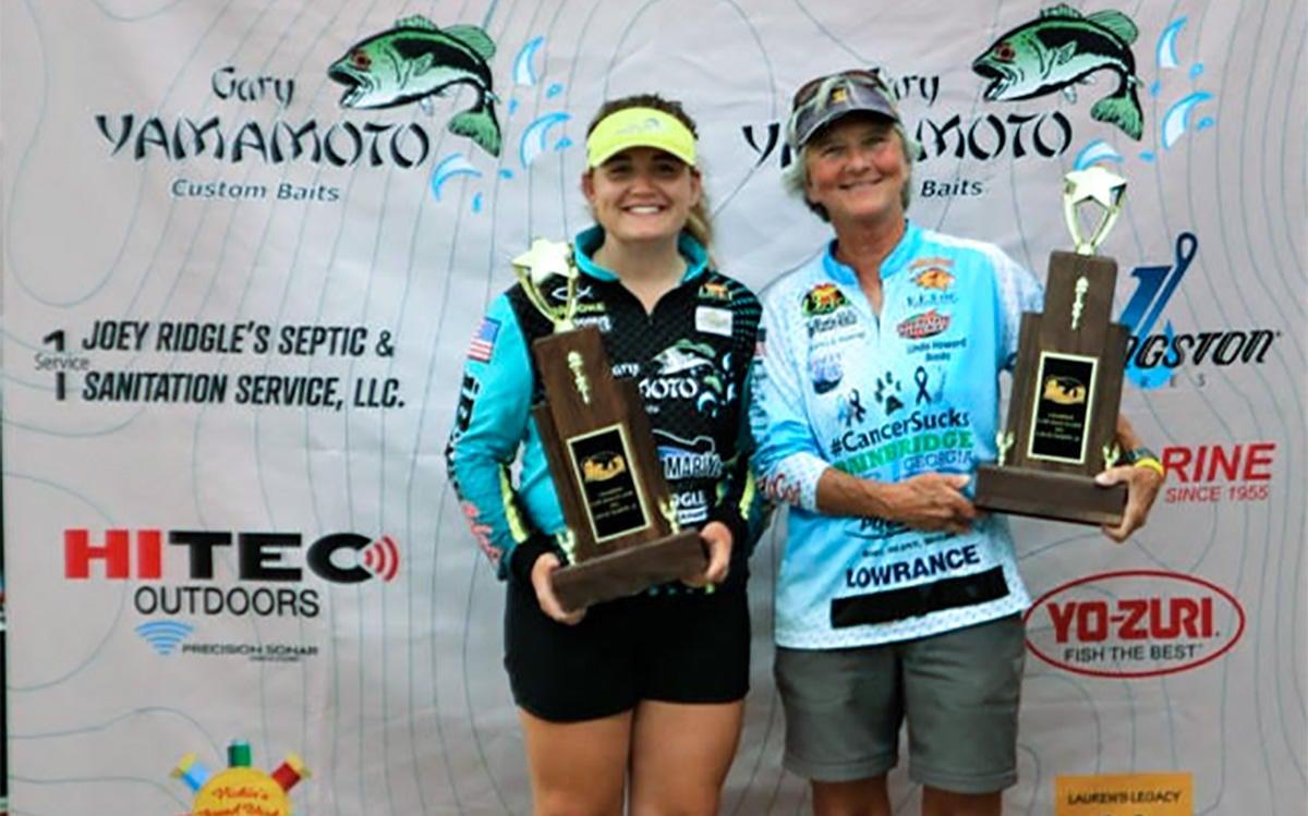 Pam Martin-Wells Wins 2021 LBAA Championship on Logan Martin