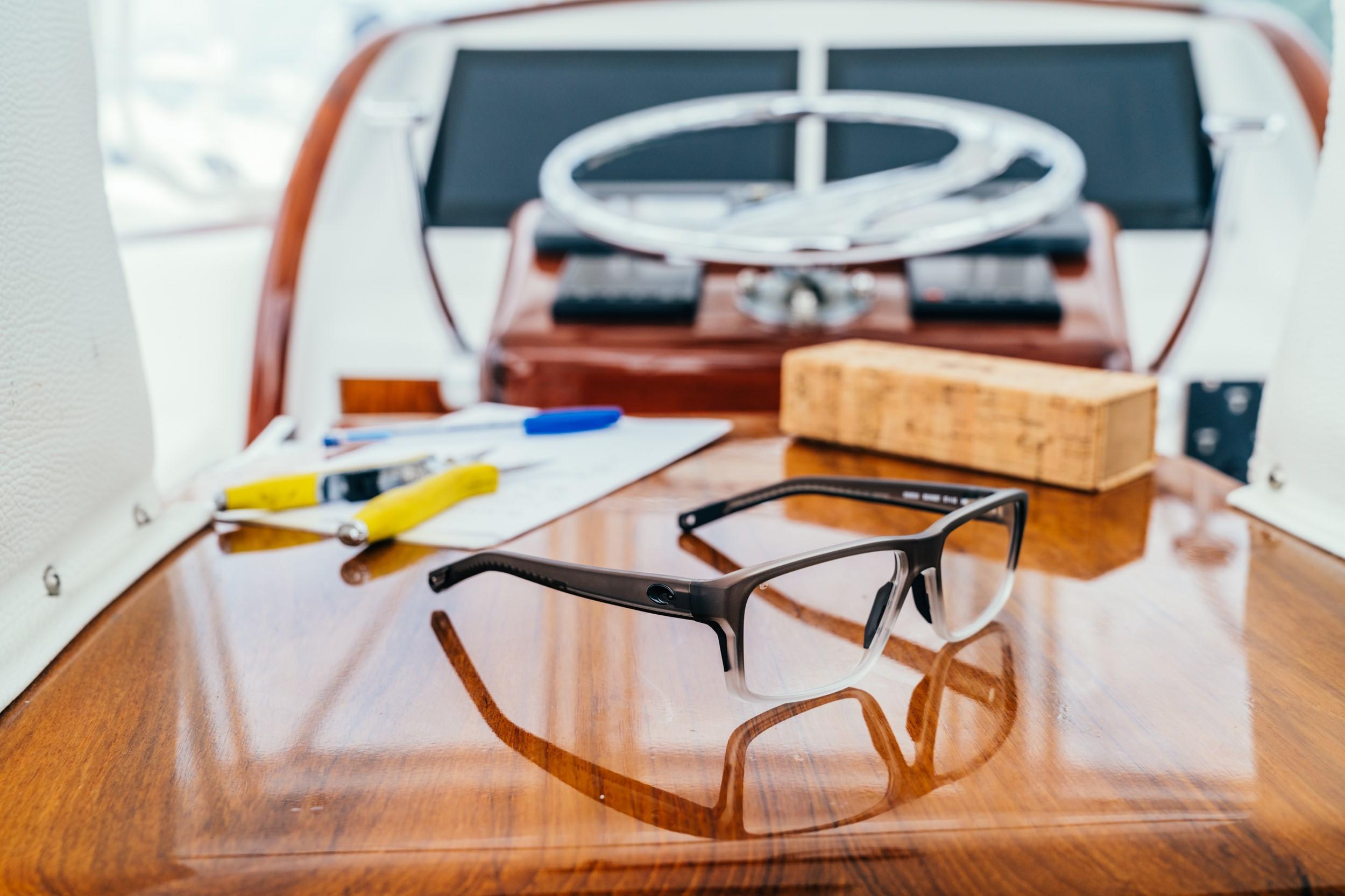 Costa Sunglasses Introduces Costa Clear lenses