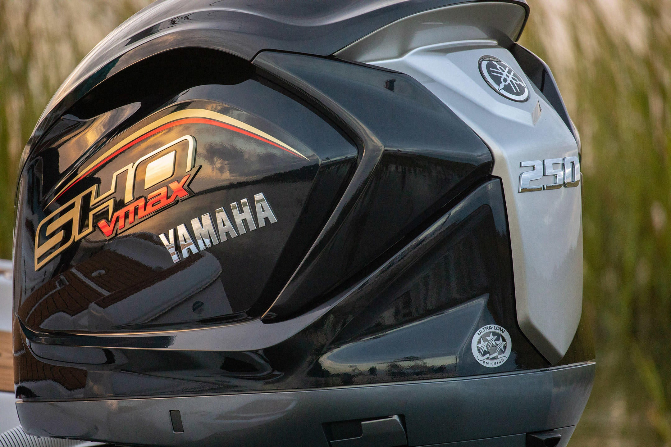 First Look at NEW Yamaha SHO Outboard