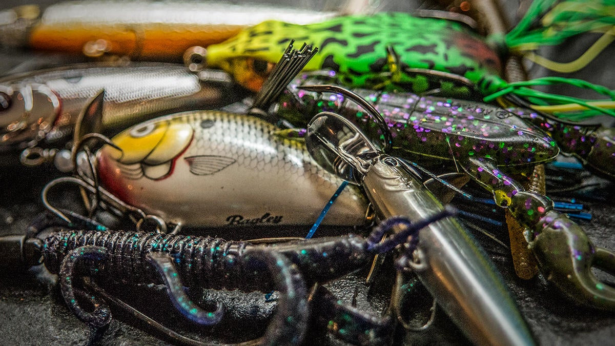 5 Top Bass Fishing Baits for Catching Pressured Bass