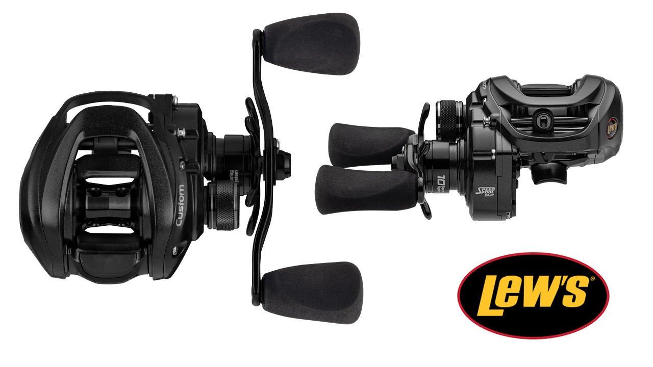 Lew's Custom Speed Spool SLP CU1SH Giveaway Winners