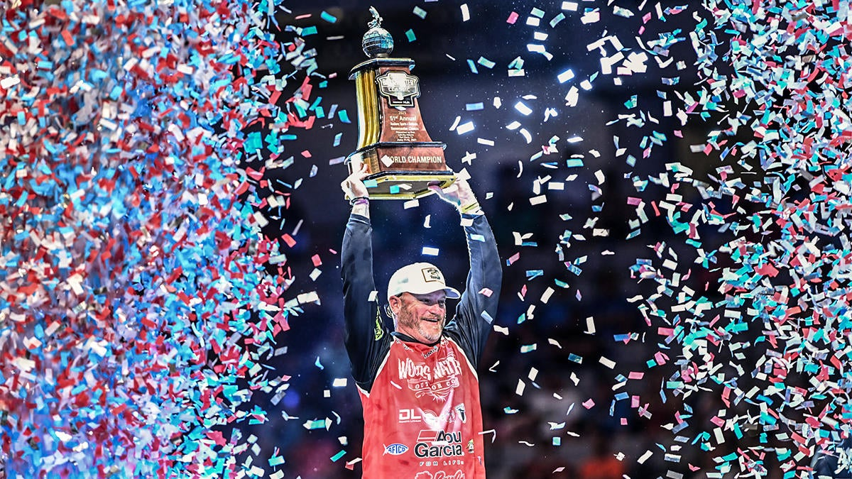 Cherry Wins Second-Straight Bassmaster Classic at Ray Roberts