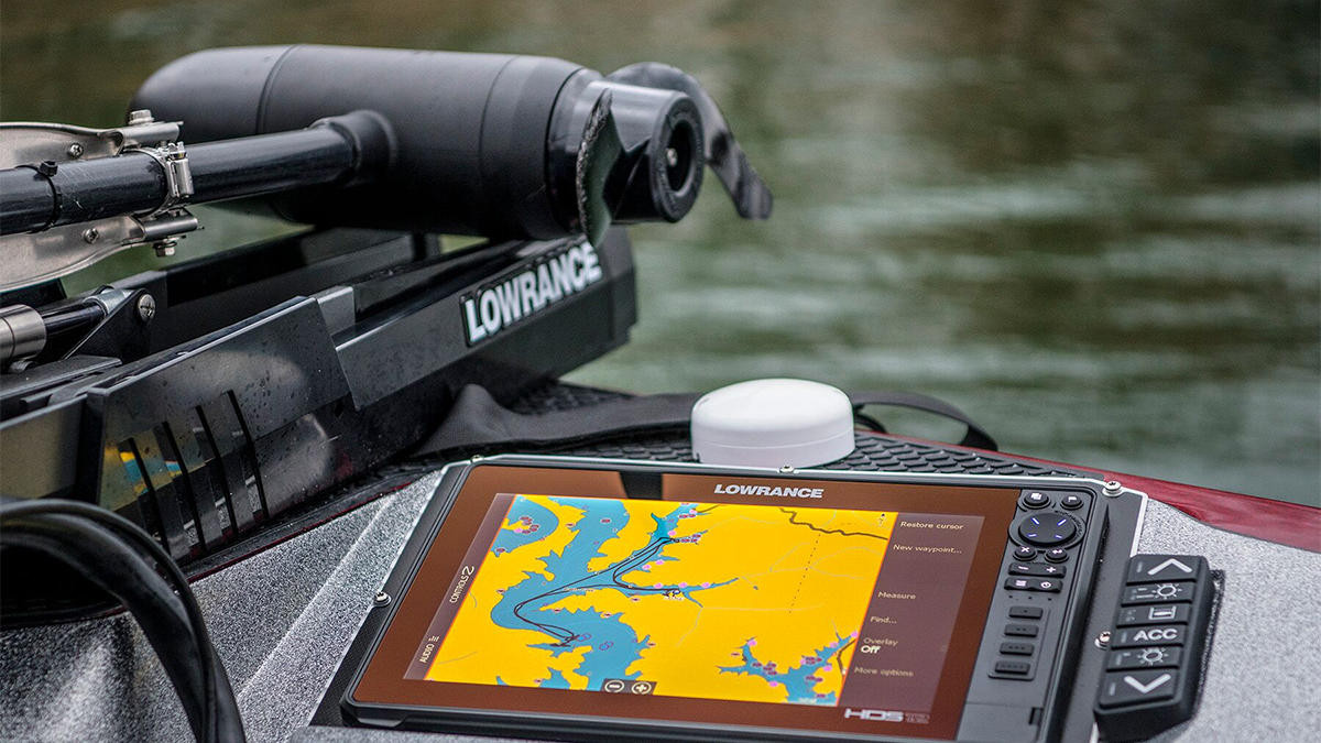 Lowrance Launches Ghost Trolling Motor