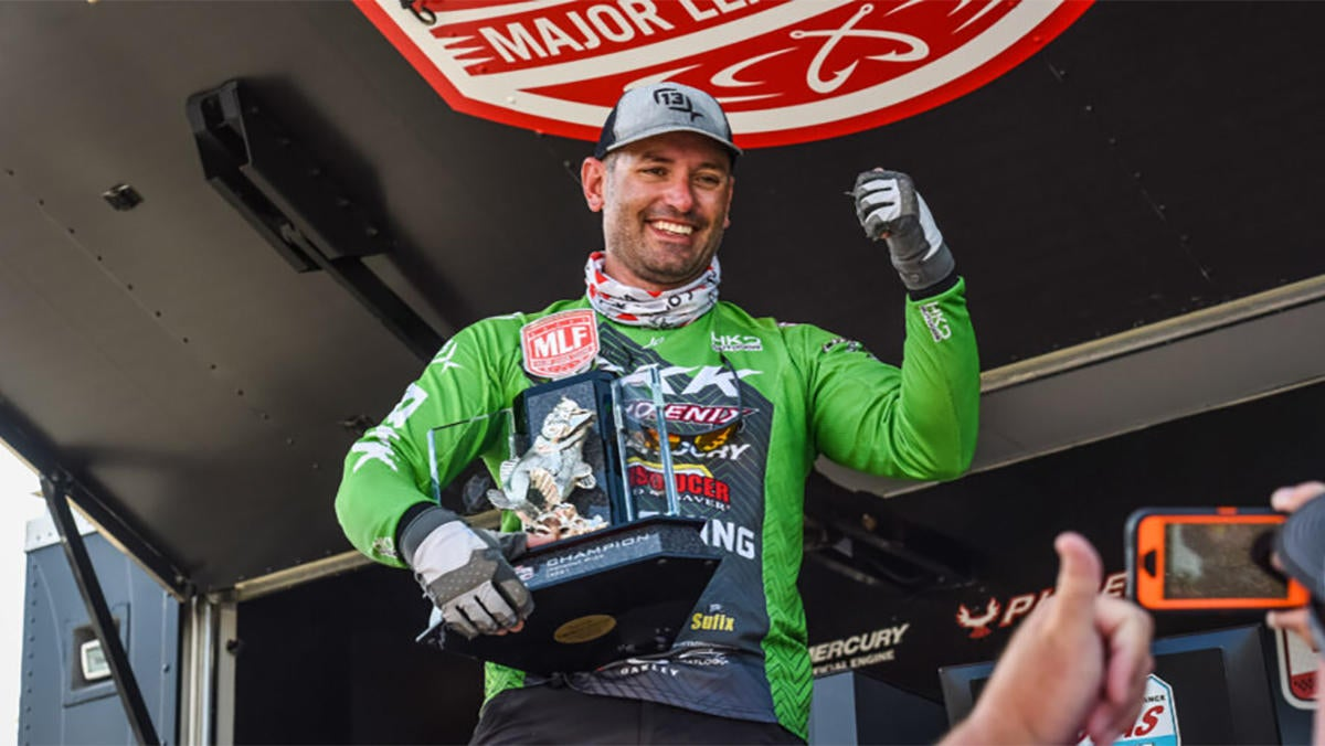 Italy's Gallelli Claims Victory at Tackle Warehouse Pro Circuit