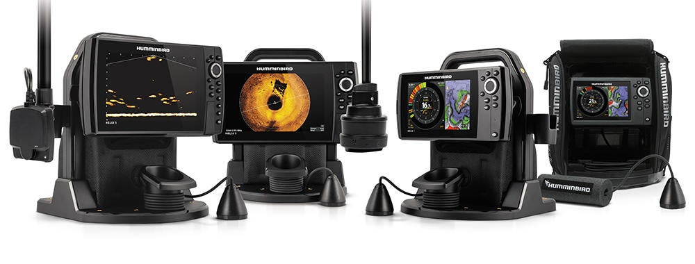 Humminbird Introduces New Upgrades to ICE HELIX Lineup