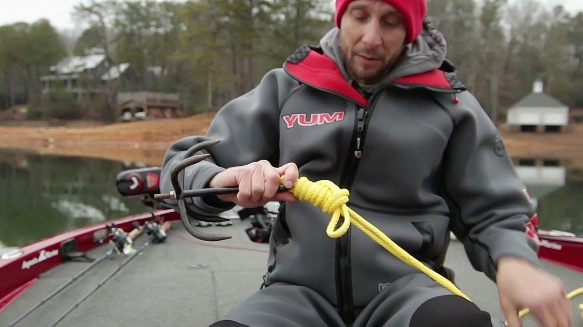 Learn How to Tie the 3-Tag Fishing Knot