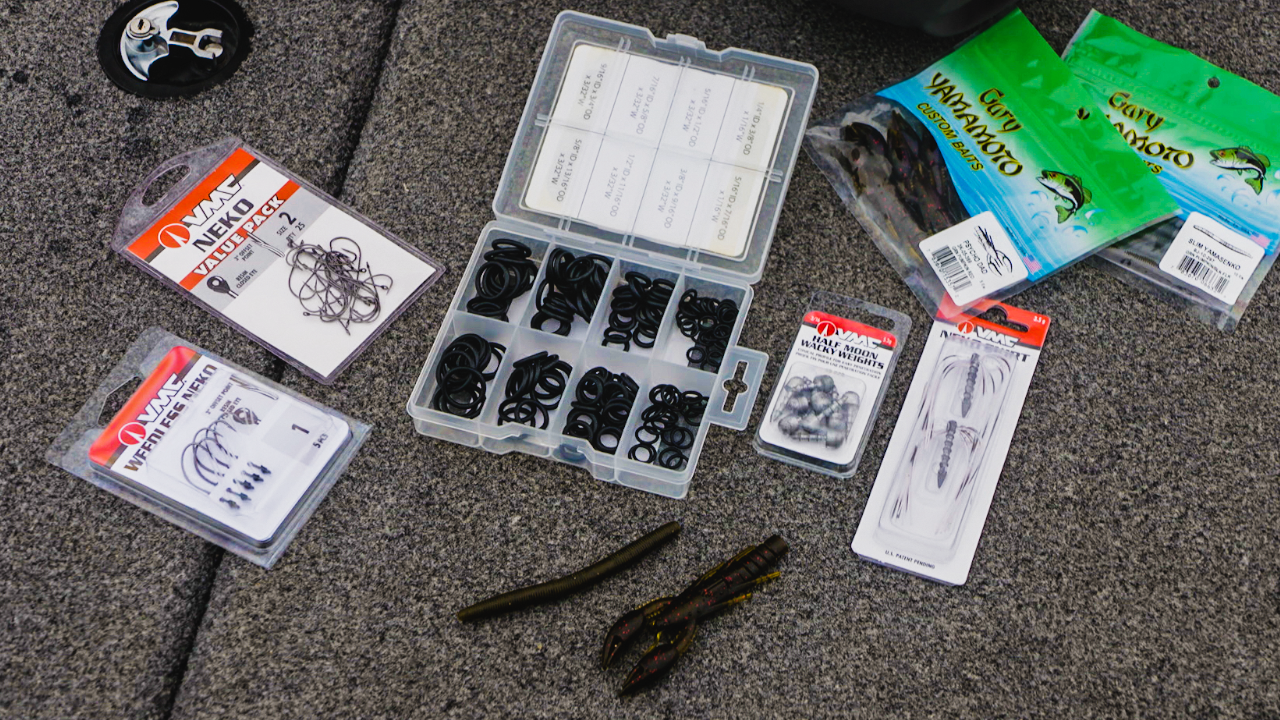Why Bass Anglers Should Carry an Assortment of O-Rings