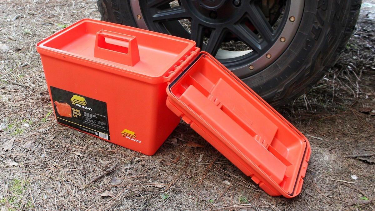 Plano XL Dry Storage 1812 Review