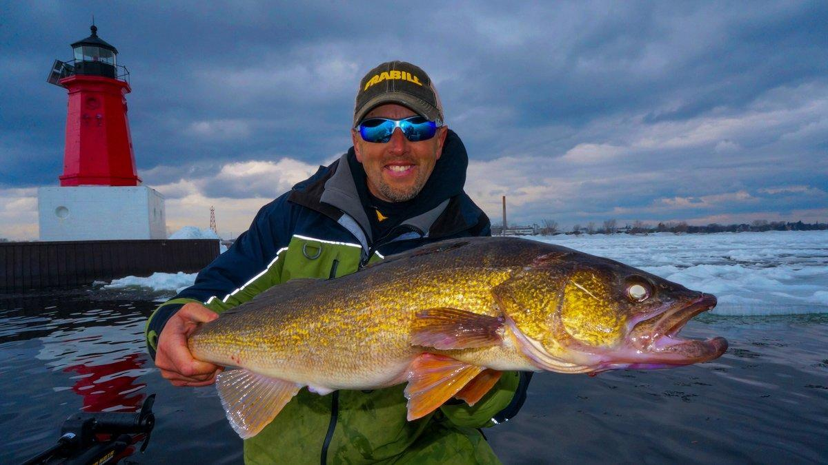 Heavy Metal Walleyes with Blade Baits
