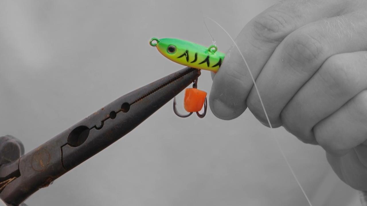 Glide Jig Tackle Tweak to Hook Fish Better