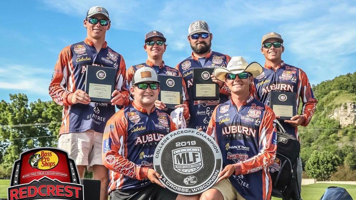 Auburn Bass Fishing Team Suspended Until 2022