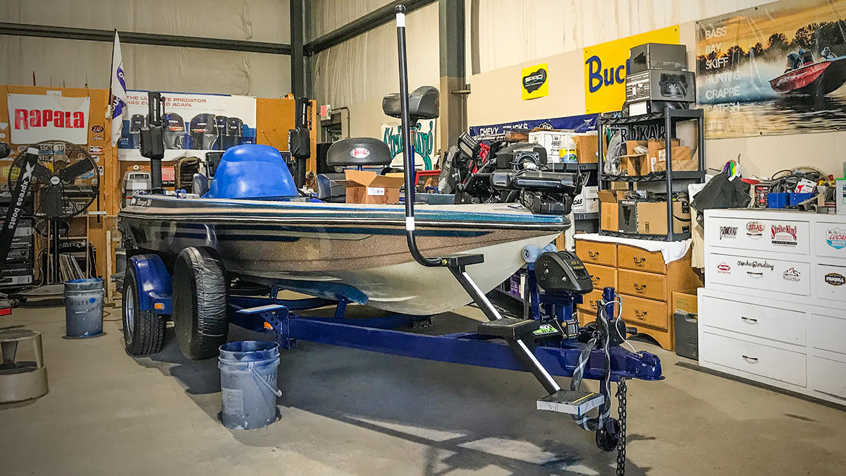 Trick Step Boat Trailer Step Review
