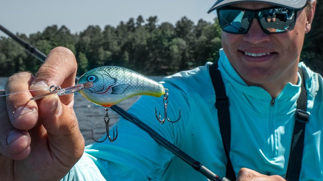 3 Crankbait Tips to Catch Summer Bass in Grass