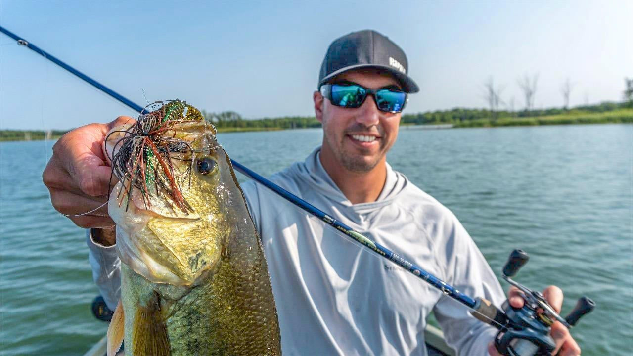 Football Jig Bass Fishing Basics | How and Where to Fish