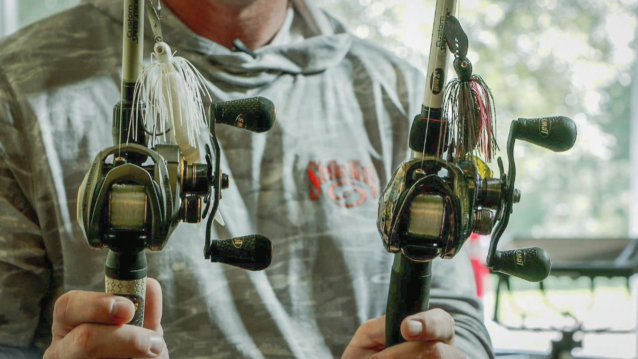 2 Essential ChatterBait Rod Setups for All Situations
