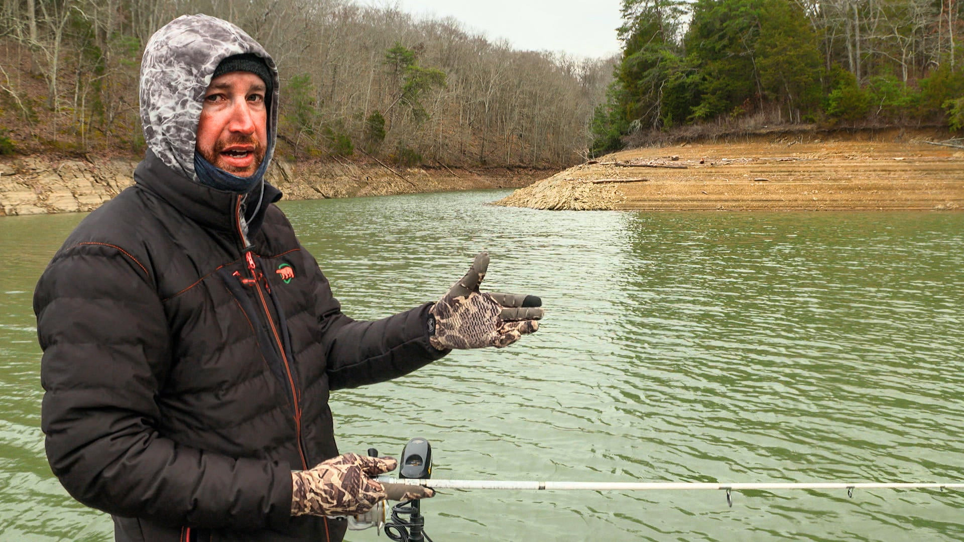 Finding Prespawn Bass on Highland Reservoirs with Finesse Crankbaits