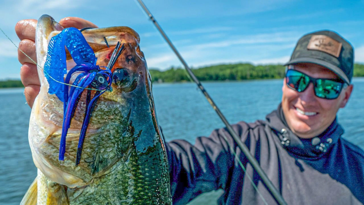 How to Choose the Right Bass Jig for the Situation