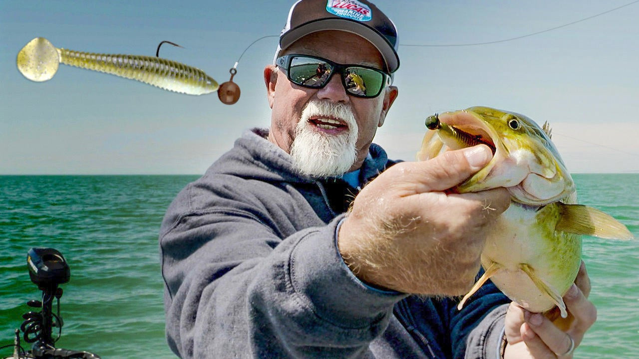 Swimbait Tricks for Spring Smallmouth Bass – Great Lakes and Beyond