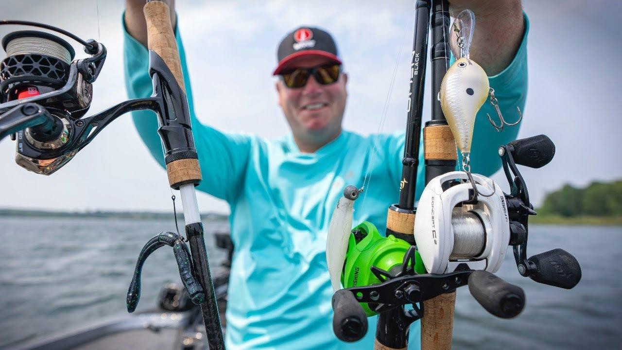 3 Baits to Milk Bass Schools | Summer to Fall Transition