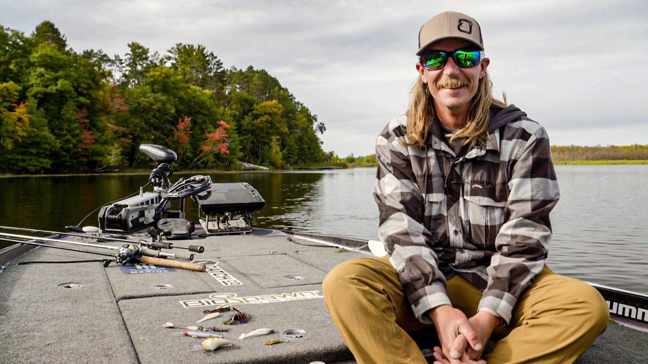 Seth Feider's Top 9 Bait Categories for Fall Smallmouth Bass